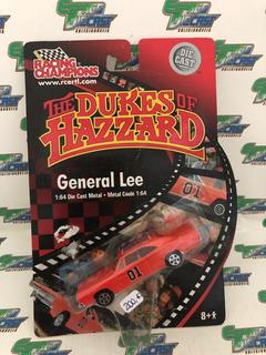 Dodge Charger General Lee Dukes Gatões Racing Champions