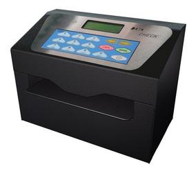 Impressora De Cheques Checkprinter Datacheck Preta Menno