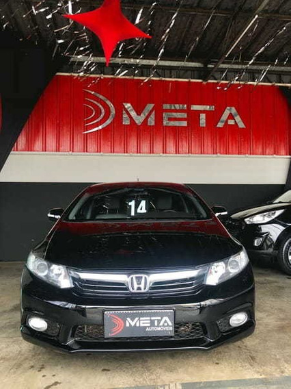 Honda Civic Exr 2.0 Flex Aut.