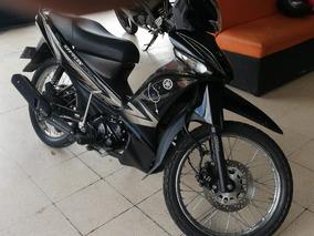 Yamaha Crypton 2013 Negra. Buen Precio