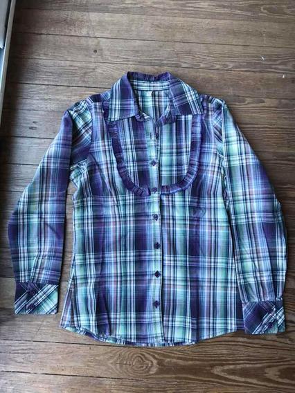 Camisa Escocesa Marca Ver