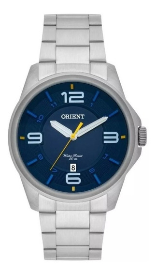 Relógio Orient Masculino Mbss1288 D2sx Nota Fiscal E Garanti