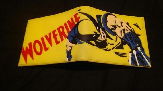 Cartera De Wolverine