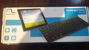 Teclado Para Tablet Sem Fio Multilaser