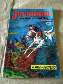 Jerônimo O Herói Do Sertão Nº 22 - Ano 1958 - Rio Gráfica
