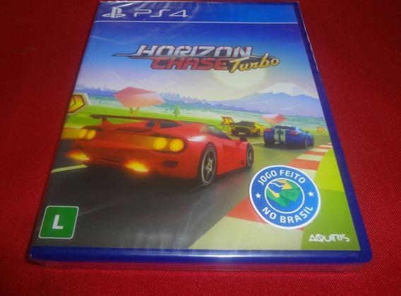Horizon Chase Turbo Playstation 4 (mídia Física Novo)