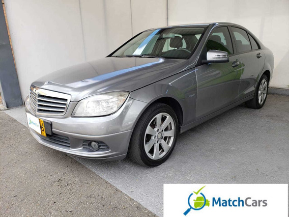 Mercedes Benz C 180 Kompressor Blueefficiency Mecanico 1,6