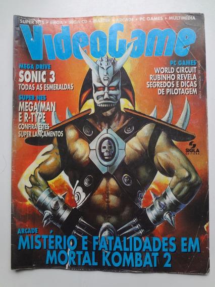 Revista Videogame Nº 36