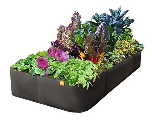 Victory 8 Fabric Raised Garden Bed 2 X 4 Pies