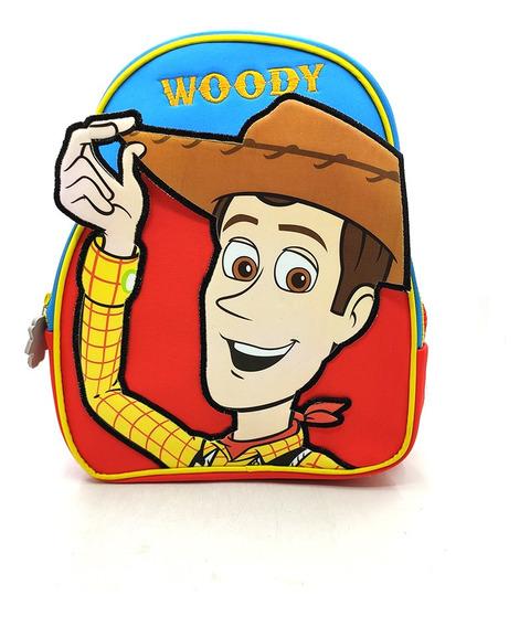 Mochila De Toy Story Woody 12