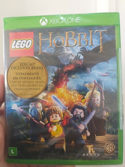 Jogo One Lego Hobbit
