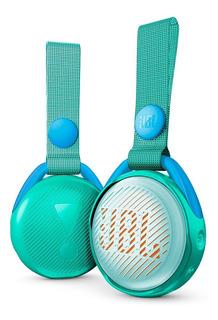 Bocina Jbl Jr Pop Bluetooth Portatil Ipx7 Ideal Niños Nueva