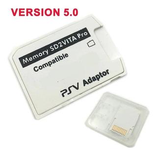Adaptador De Memoria Psvita 5.0