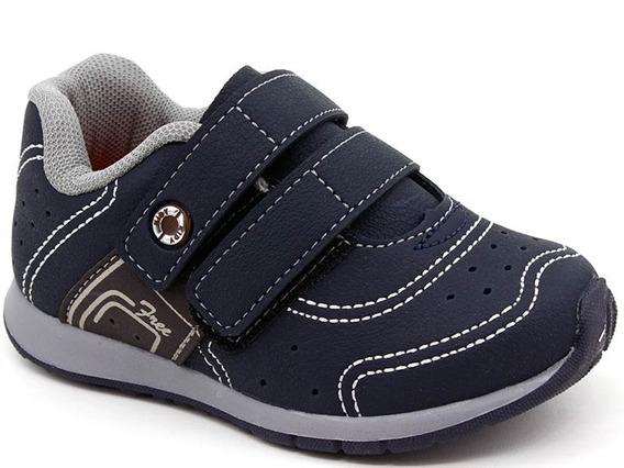 Tênis Infantil Kidy 096-0144 Azul Loja Pixolé