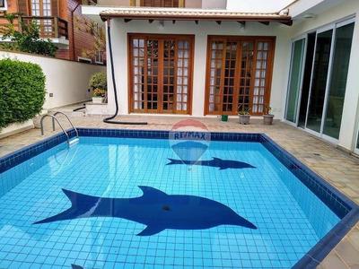 Casa De Condomínio Com 3 Suítes À Venda, 330 M² Por R$ 1.200.000 - Aruã Eco Park - Mogi Das Cruzes/sp - Ca0104