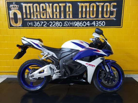 Honda Cbr 600 Rr - 2011 - Km 31.000 - 11 3672-2280