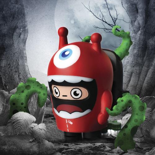 Monstrips New Version Art Toy