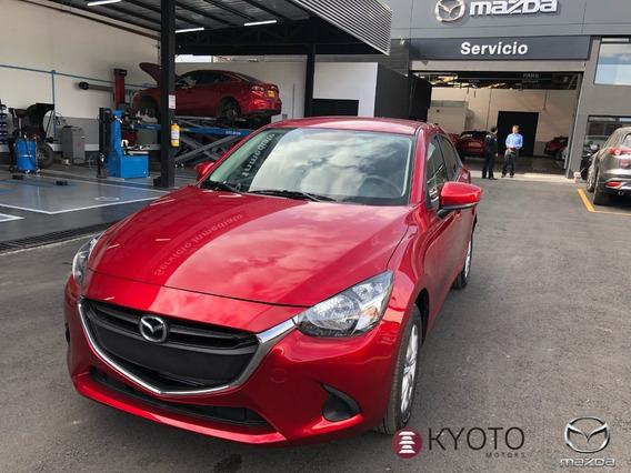 Mazda 2 Sport Prime Mt 2020 Rojo