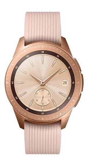Smartwatch Samsung Galaxy Watch Bt 42mm 4gb Dourado