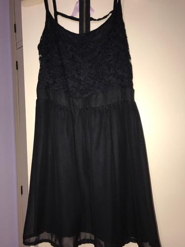 Vestido Negro 47 Street