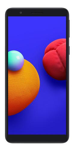Samsung Galaxy A01 Core 16 GB negro 1 GB RAM