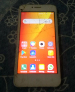 Smartphone Lenovo A Plus A1010a20 8gb 1gb Ram Branco 100%