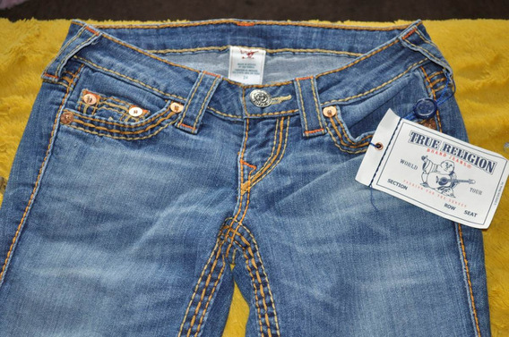Jeans True Religion Modelo Skinny Old Multi