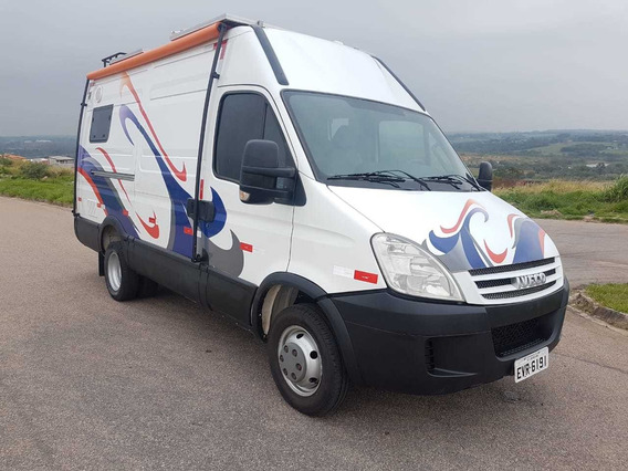 Motor Home Chassi Iveco Daily 55c16 2011 - Y@w2 Itu Trailer