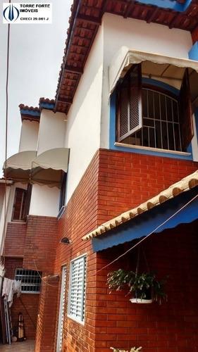 Imagem 1 de 15 de Uma Linda Casa Com 4 Dormitórios 1 Suites E 2 Vagas Na Vila Moraes - 1505