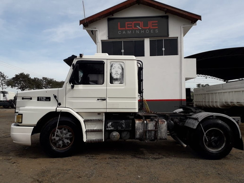 Scania T 112 Hs 360 4x2 Ano 1987