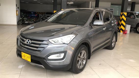 Hyundai Santa Fé Diésel At 7 Puestos