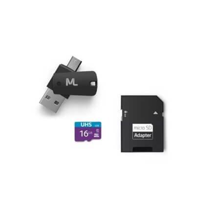 Cartão De Memória Ultra High Speed-i 16gb Até 80 Mb/s De Vel