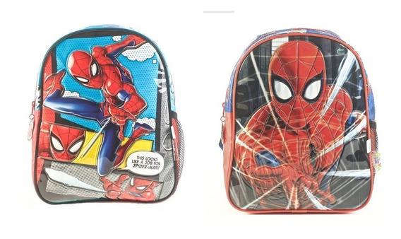 Mochila Spiderman Jardin Línea Original
