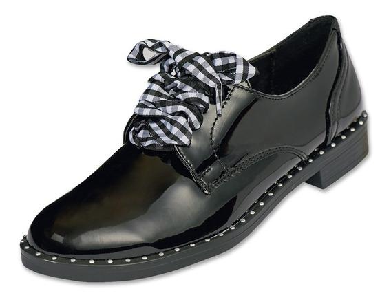 Zapatos De Charol Color Negro Para Dama Del 23 Al 26. 088d81
