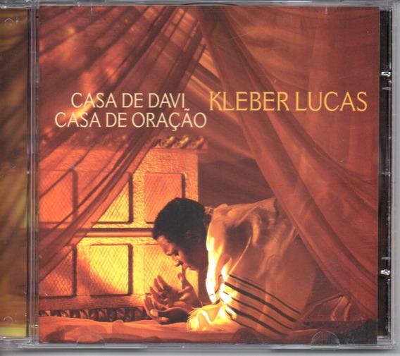 Cd Kleber Lucas - Casa De Davi Casa De Oração