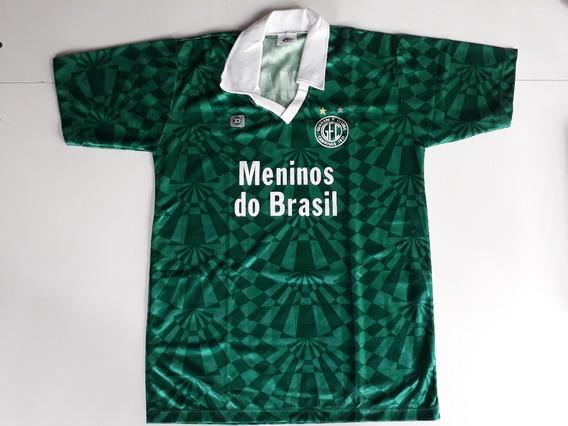 Camisa Camiseta Futebol Guarani Campinas Modelo 044
