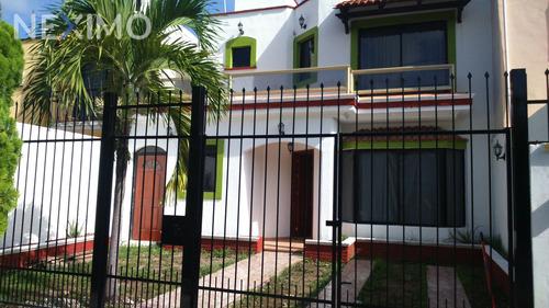 Imagen 1 de 12 de Casa En Venta En Santa Fe , Cancun, Quintana Roo