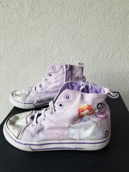 Zapatillas Lona Princesa Sofia Disney