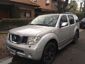 Nissan Pathfinder Le 2.5 Dci Aut, 4x4, 7 Asientos