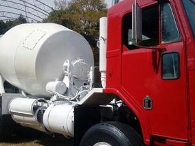 Camiones Olla Revolvedora Capacidad 7m3
