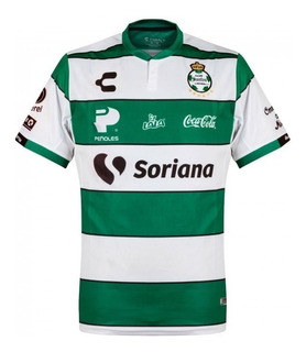 Jersey Playera Santos Laguna 2019 2020 Local En Oferta