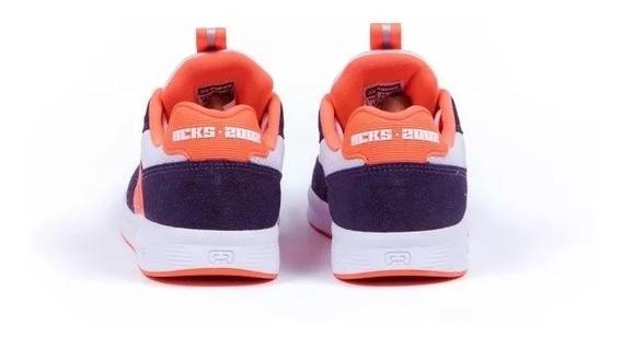 Tênis Hocks Skate Sneaker 2002 Beringela Infrared Original