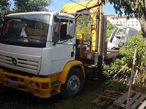Mercedes Benz Mb 1718 Ano 2001 Chassi
