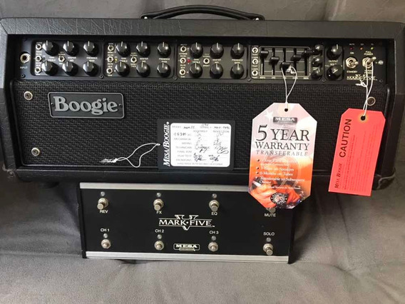 Mesa Boogie Mark V 10/45/90w - Aceito Trocas