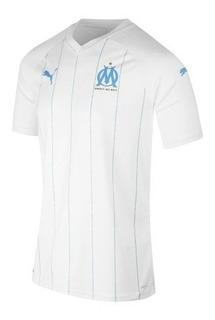 Camisa Do Olympique De Marsella Original - Lançamento 2019