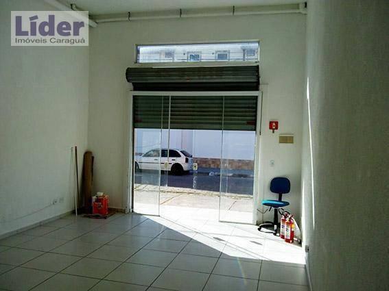 Loja Para Alugar, 35 M² Por R$ 900,00/mês - Poiares - Caraguatatuba/sp - Lo0006