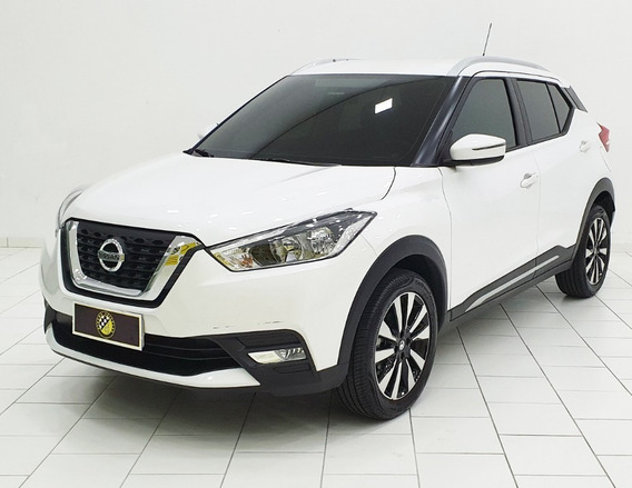 Nissan Kicks 1.6 16v Flexstart Sv Xtronic