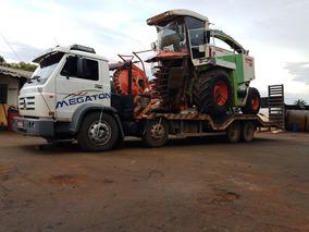 Caminhao Prancha Hidraulica Bi Truck