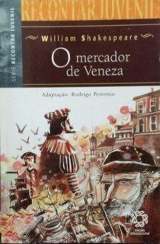 O Mercador De Veneza - Col. Recontar Juvenil