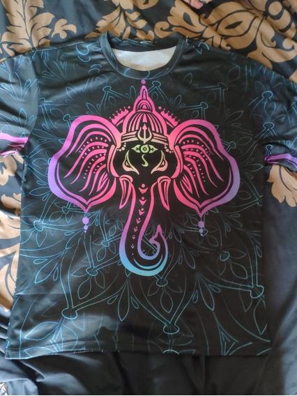 Camisa 3d